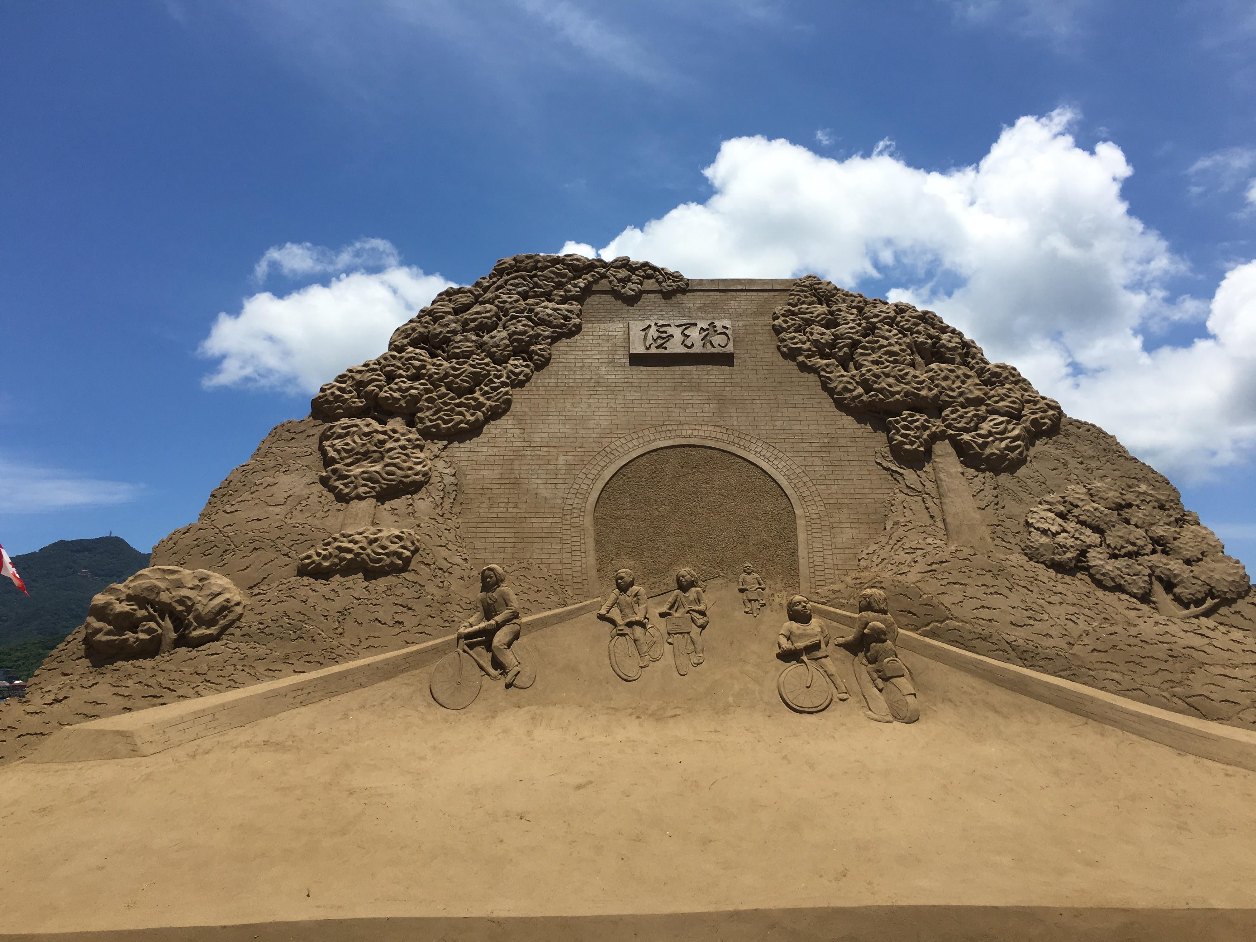 |新北。貢寮|福隆沙雕藝術季-每年必走行程