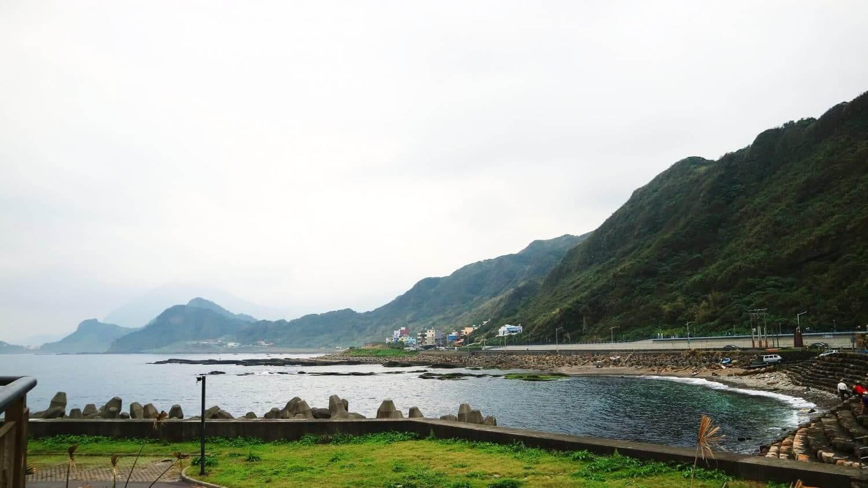 |新北。瑞芳|八斗子車站-北台灣最美的臨海火車站、搶拍無敵海景!