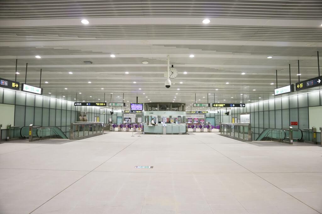 |桃園機場捷運|A7體育大學站-附近熱門景點推薦、車站介紹