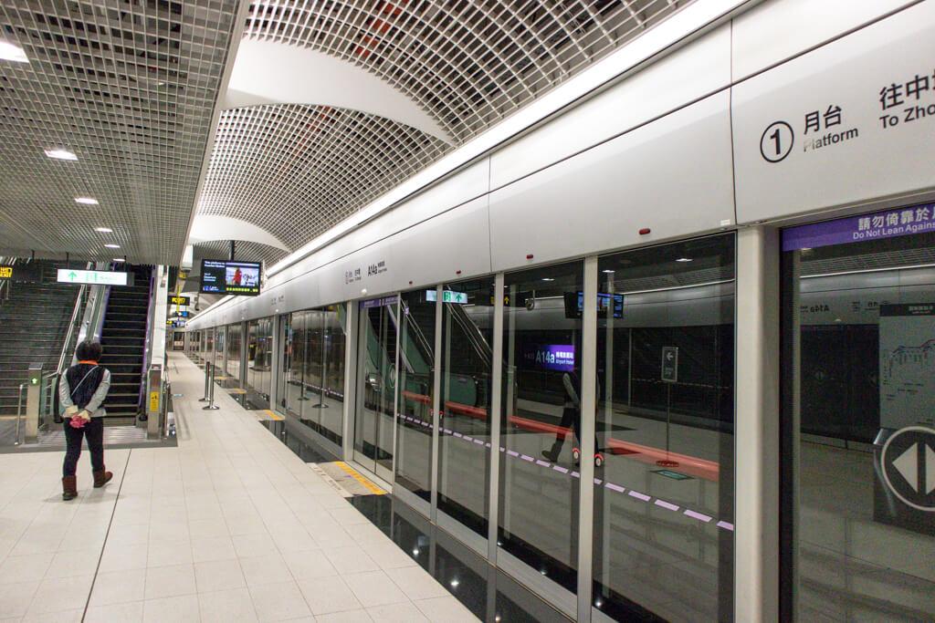 |桃園機場捷運|A14a機場旅館站-附近熱門景點推薦、車站介紹