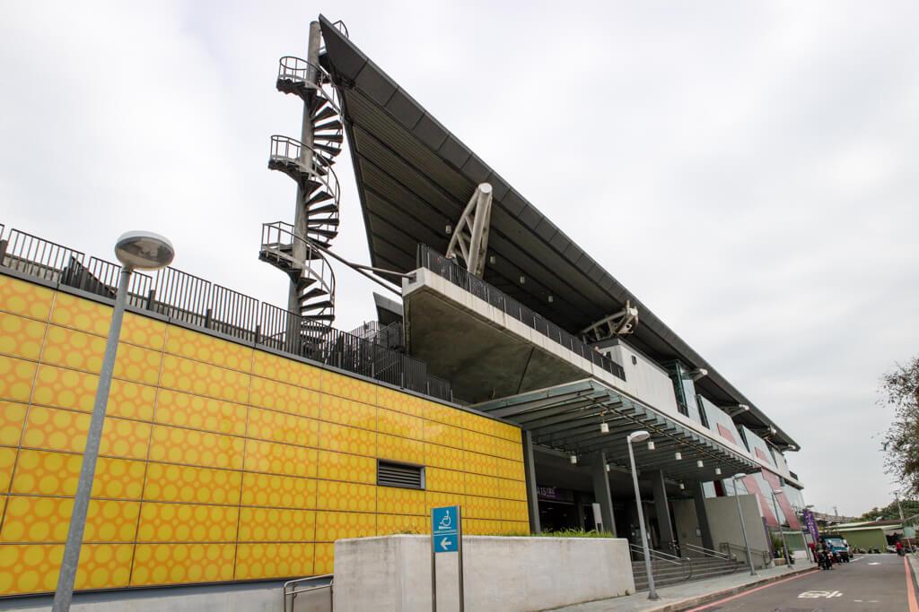 |桃園機場捷運|A15大園站-附近熱門景點推薦、車站介紹