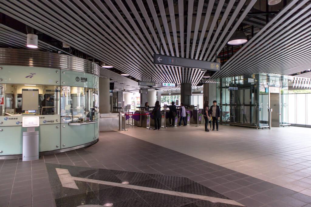 |桃園機場捷運|A17領航站-附近熱門景點推薦、車站介紹