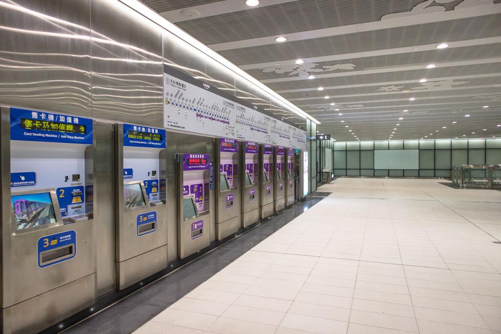 |桃園機場捷運|A21環北站-附近熱門景點推薦、車站介紹