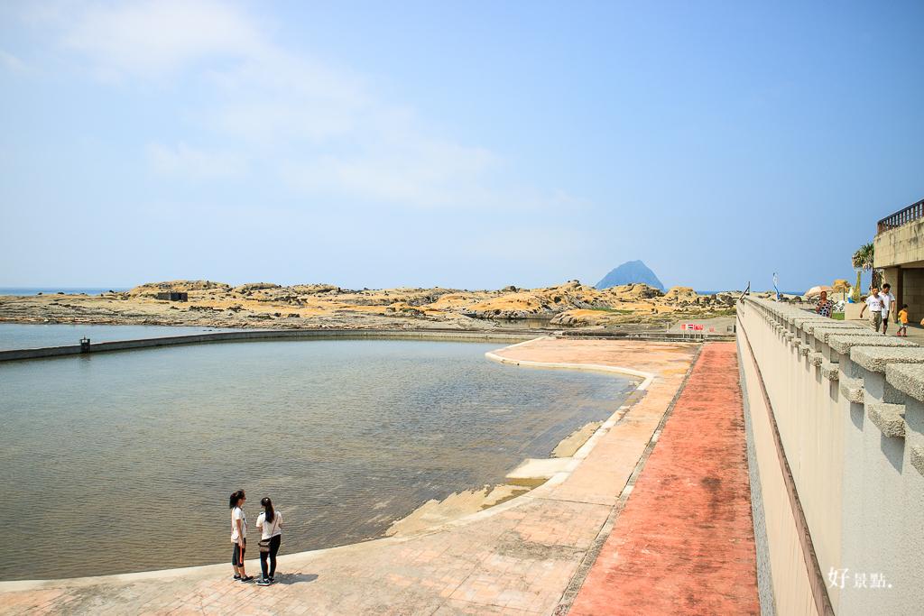 |基隆。中正|和平島海角樂園/和平島公園-海邊戲水休閒好去處!