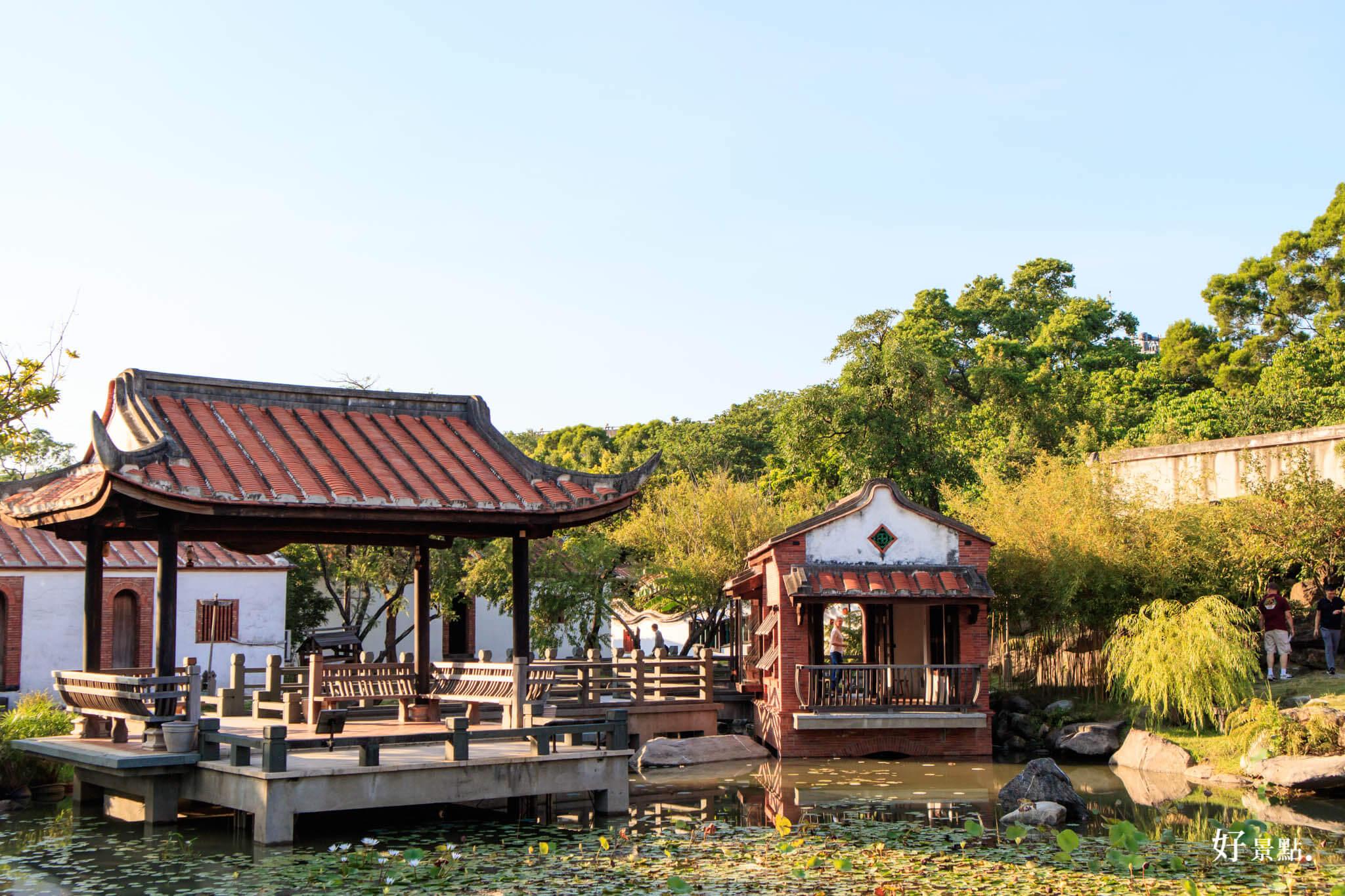 |台北。中山|花博新生公園林安泰古厝民俗文物館-帶你回到過去!