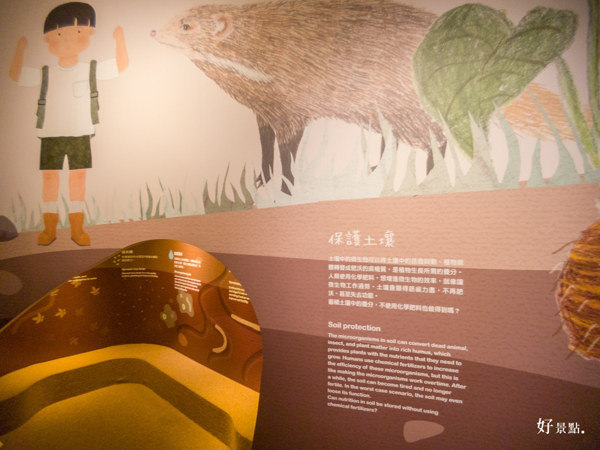 台北。中正 台灣博物館南門園區-古蹟、親子互動好玩景點