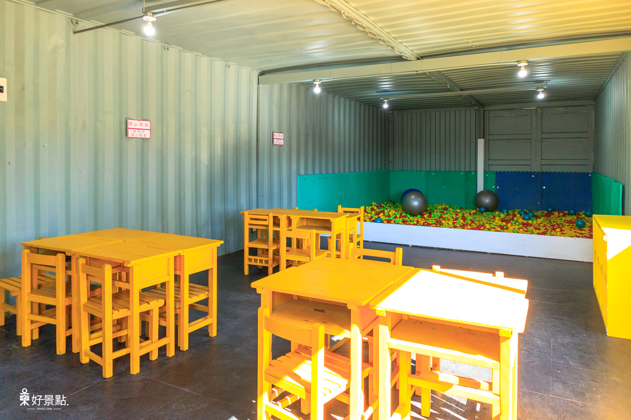 |新北。淡水|2017淡水蛋蛋節-巨大扭蛋機、彩色貨櫃屋超多活動從早玩到晚!