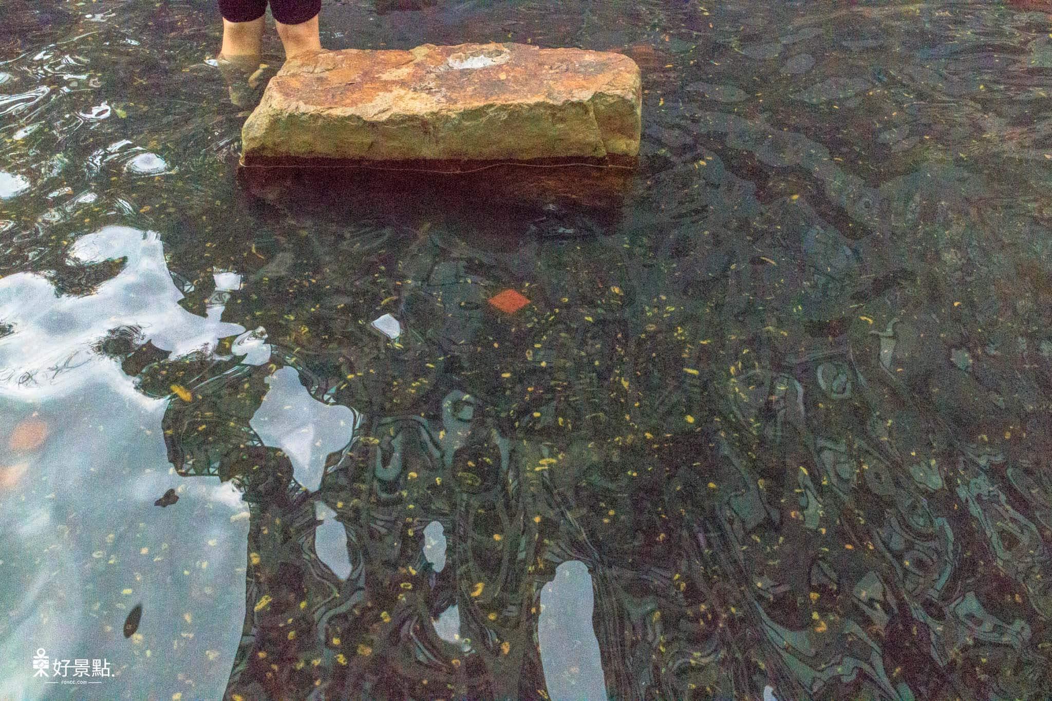 |宜蘭。礁溪|礁溪站前廣場、湯圍溝公園、礁溪溫泉公園-免費泡腳去