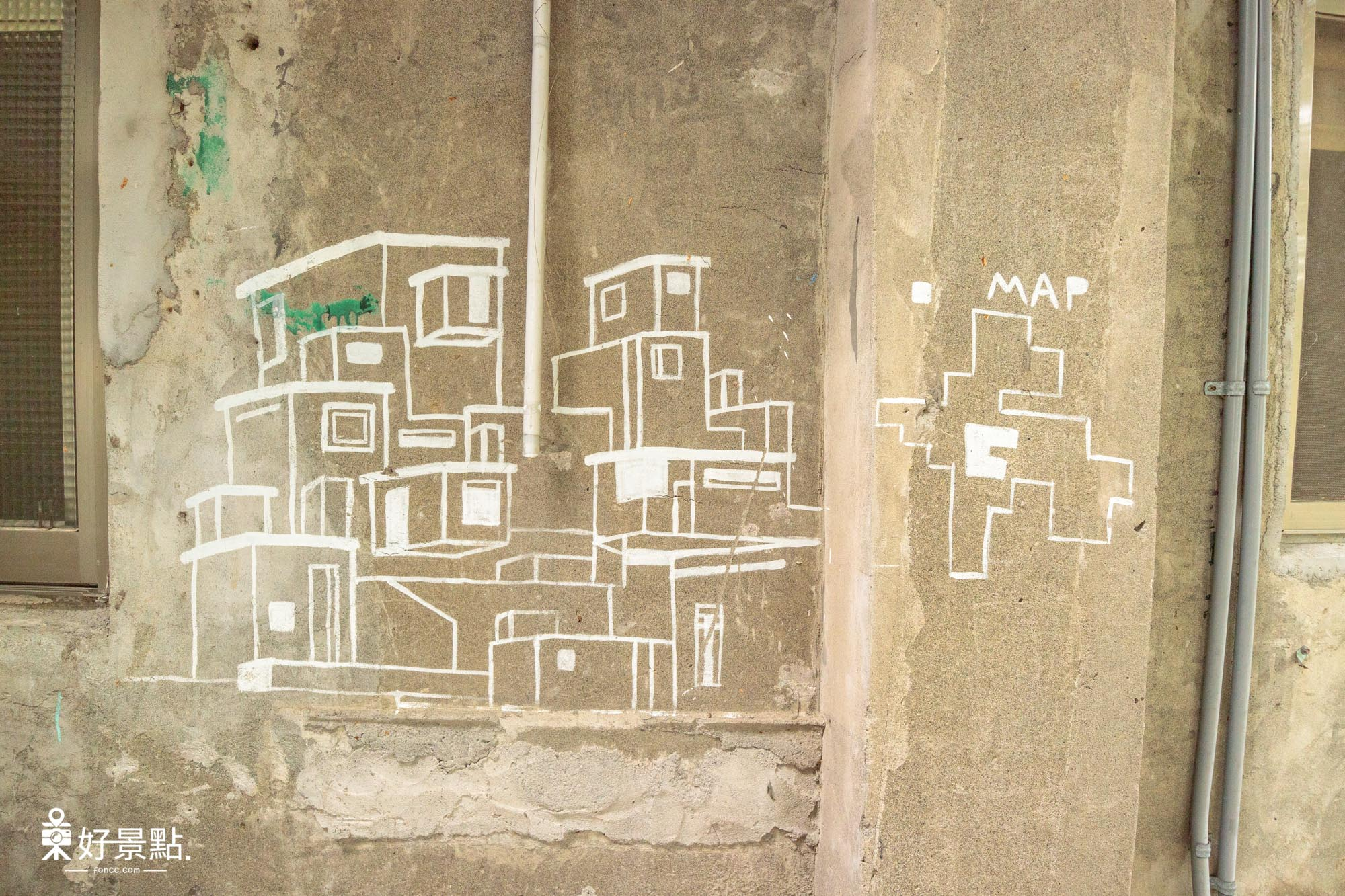 |台北。中正|寶藏巖國際藝術村-充滿藝術與歷史的山城_文青必訪景點