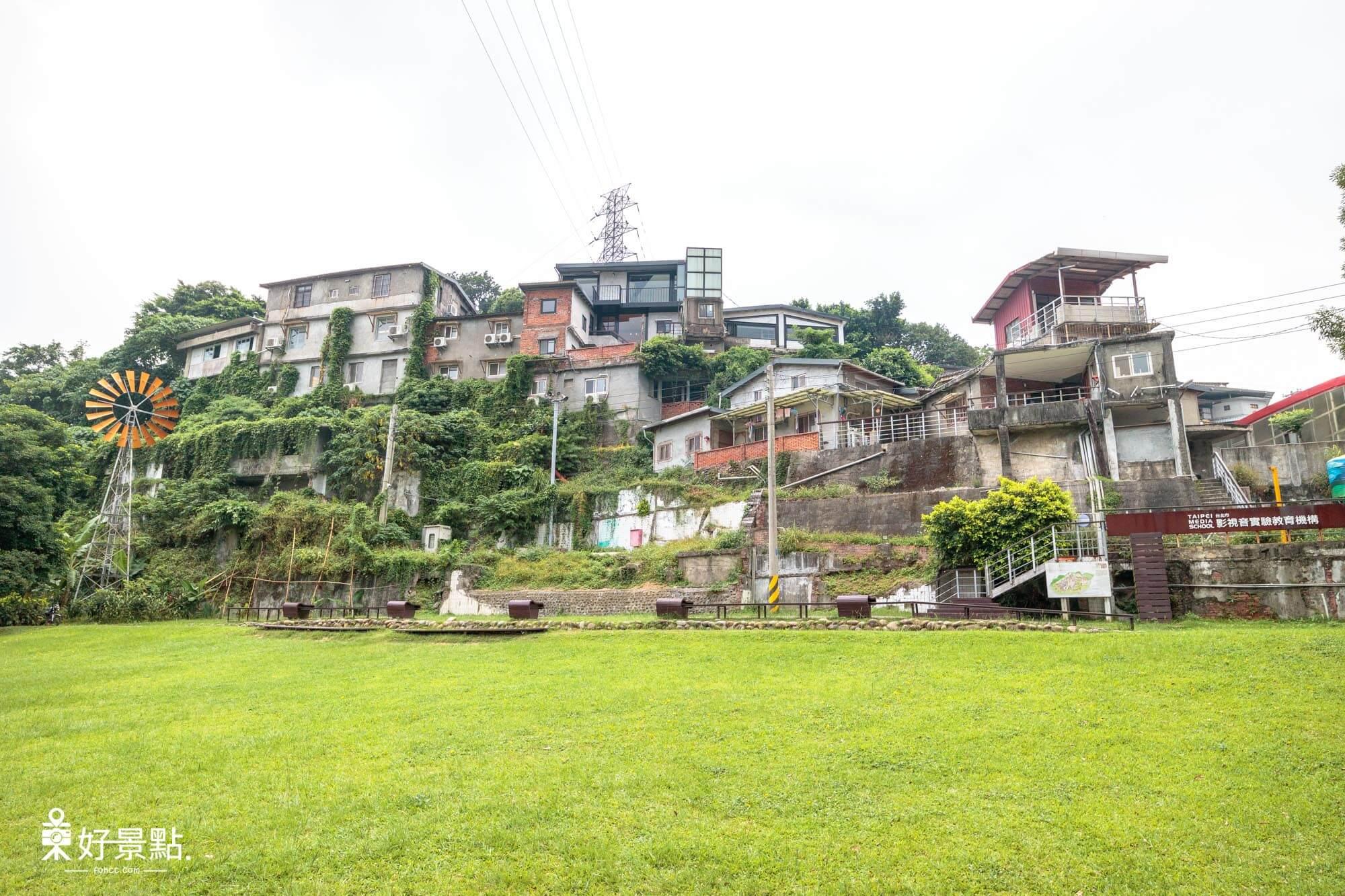 |台北。中正|台北國際藝術村(寶藏巖)-旅遊景點介紹