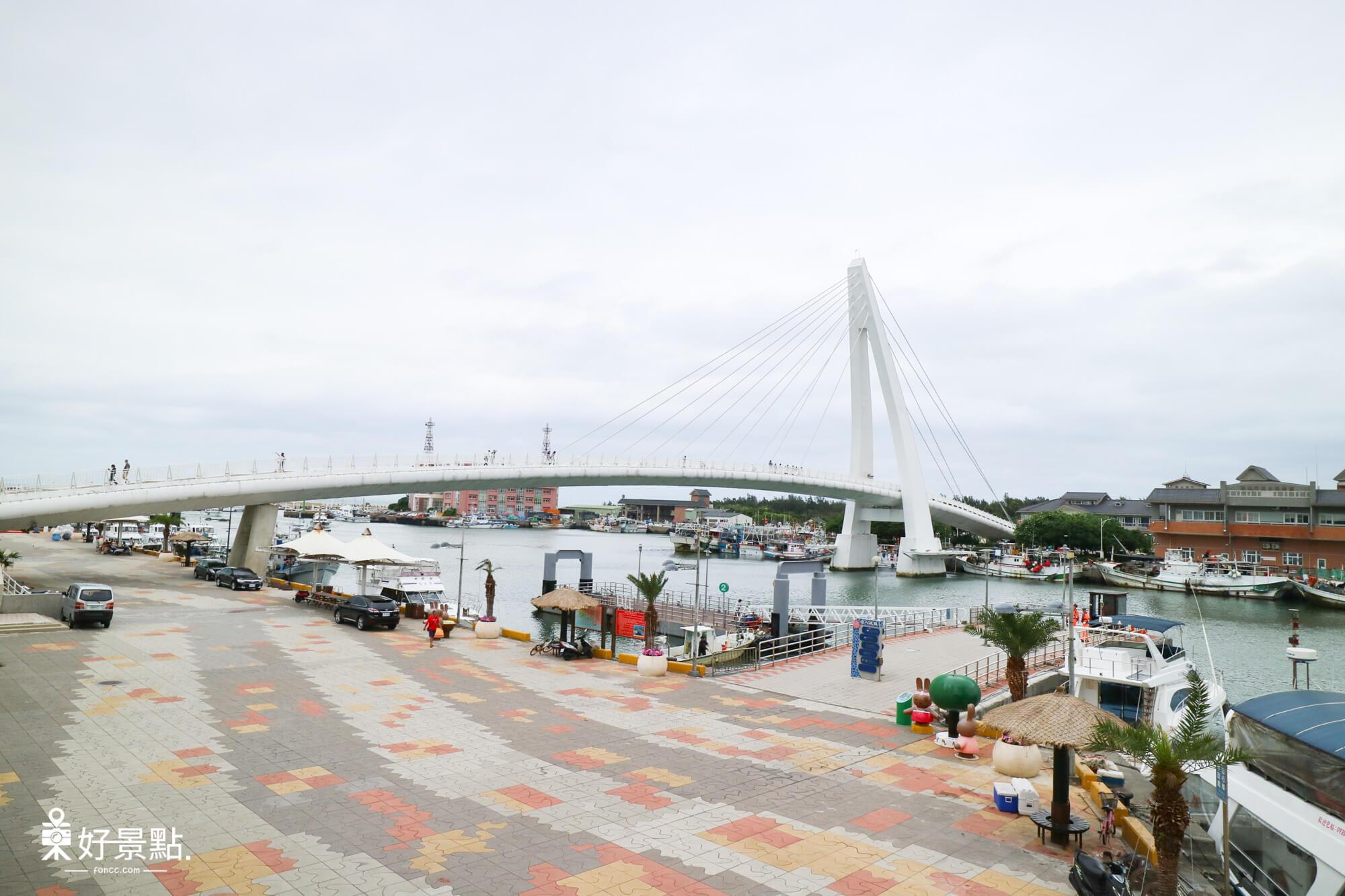 淡水漁人碼頭情人橋