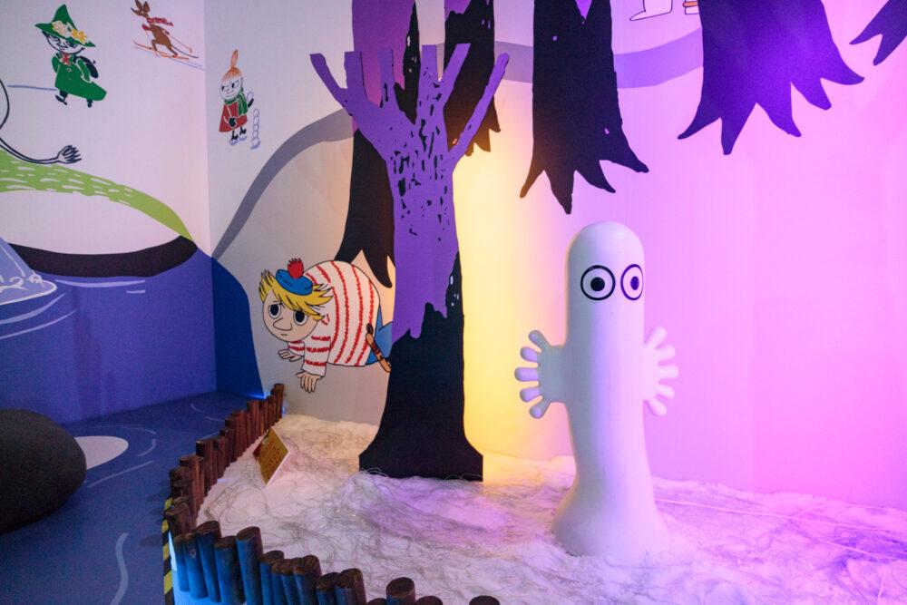華山文創園區《嚕嚕米的雪球大戰》期間限定店-超多可愛週邊商品在這裡!