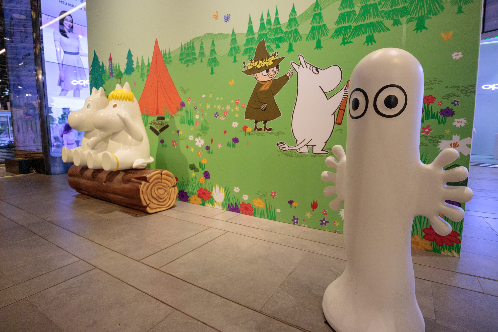 |台北。中正|三創園區「嚕嚕米&小王子主題商品展」-療癒登場