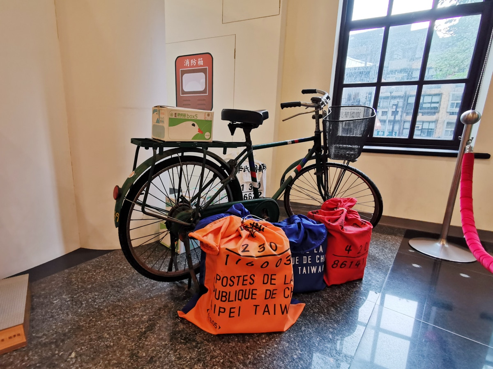 |台北。中正|郵政博物館(北門分館)-室內親子益智好去處