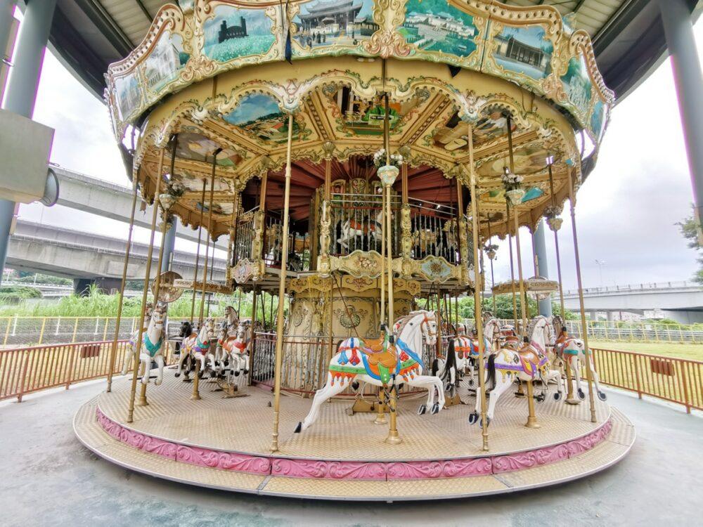 |台北。中山|圓山舊兒童樂園-化身景觀公園重新開放