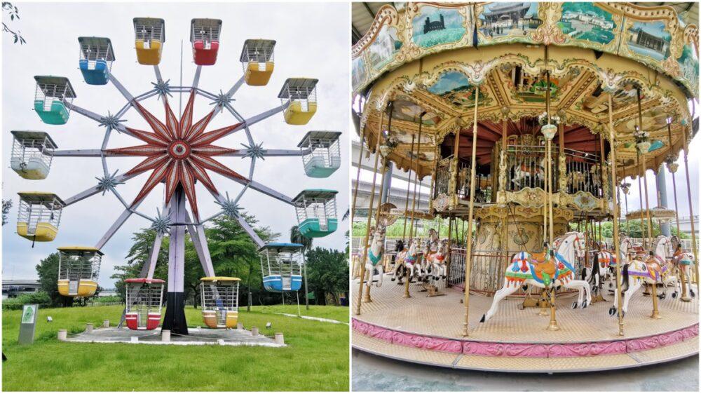 圓山舊兒童樂園-化身景觀公園重新開放