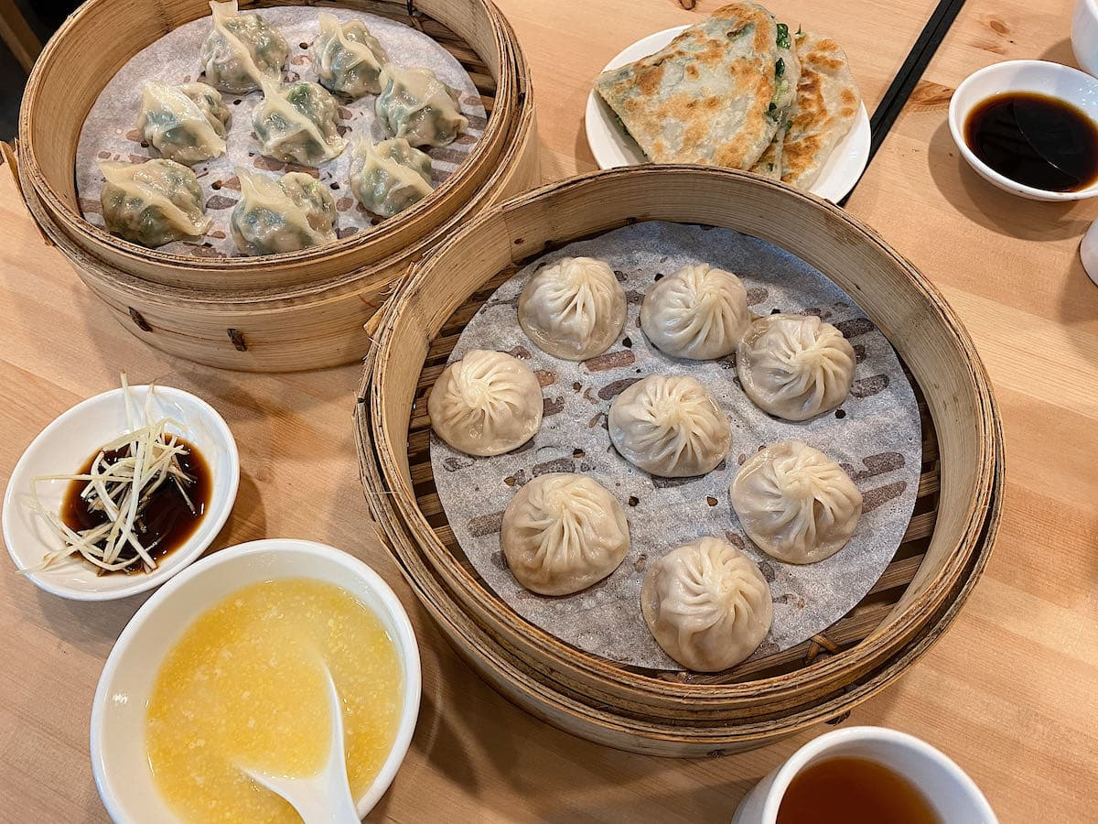 淡水美食推薦「宋朝餡餅粥」小米粥、手工點心、甜點